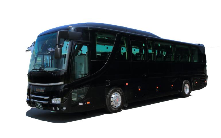 大型バス(リフト付・トイレ付)