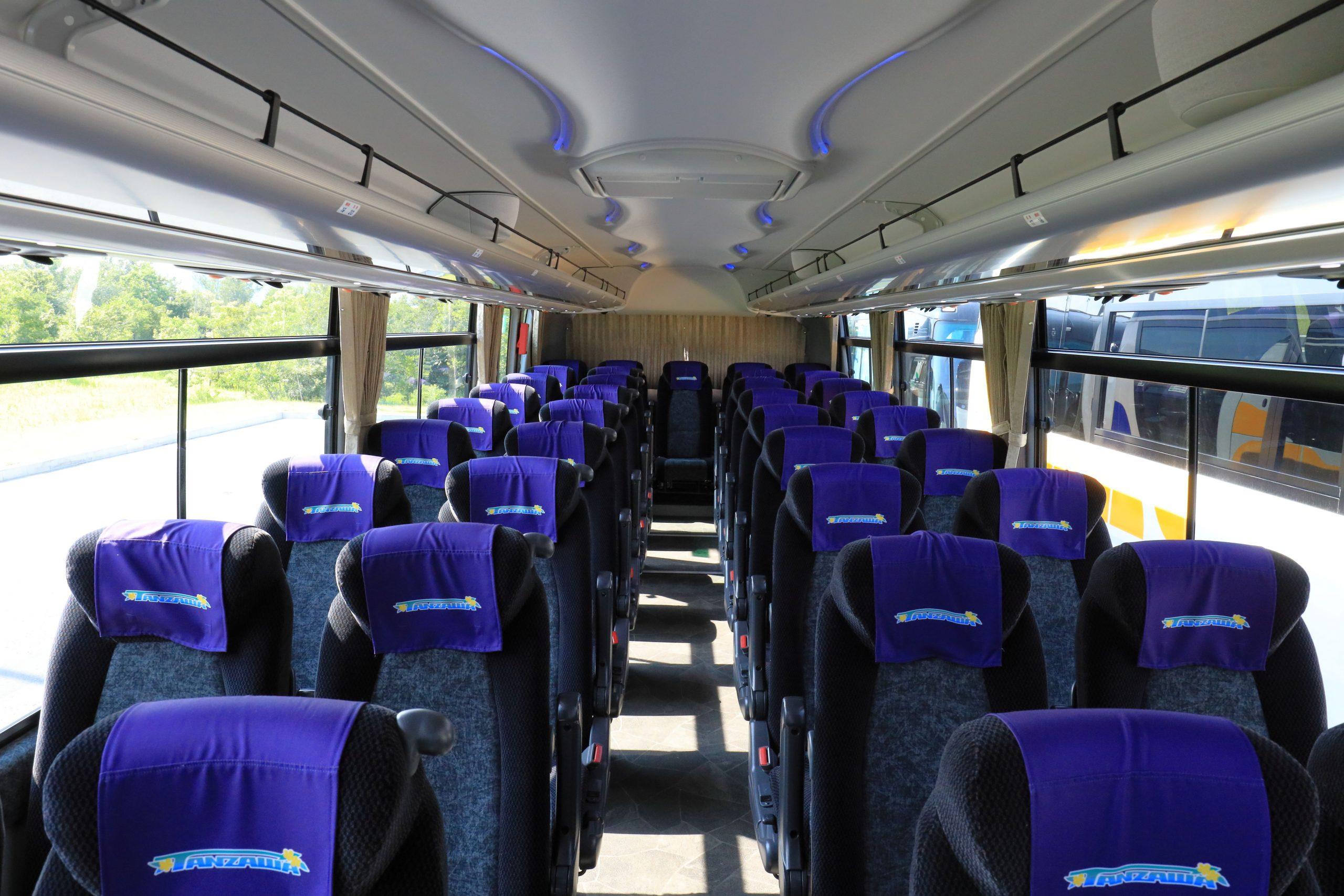 バス外観写真